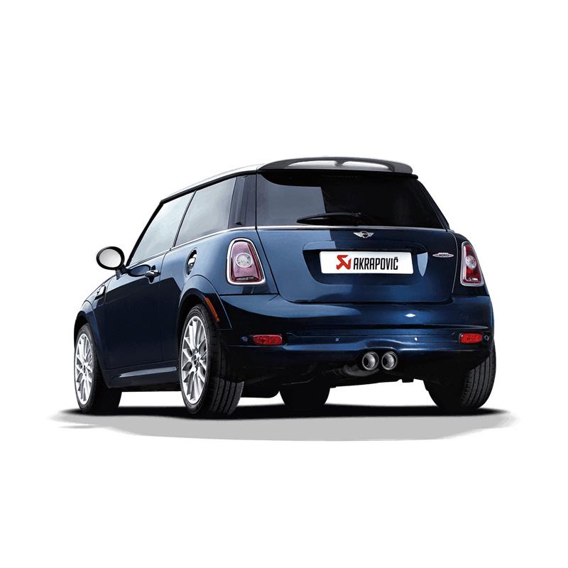 Akrapovic Evolution Exhaust Mini Cooper S Jcw R56r57r58 Clp