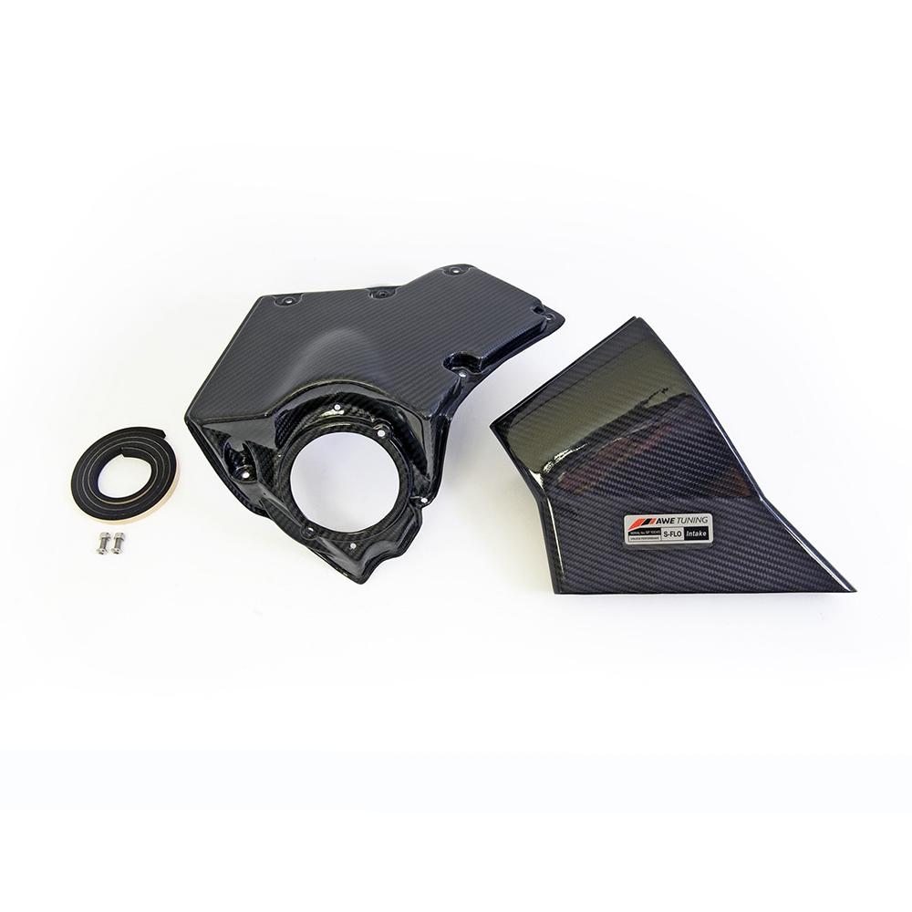 AWE Tuning S-FLO Carbon Fibre Intake kit - Audi (B8) 3 0T