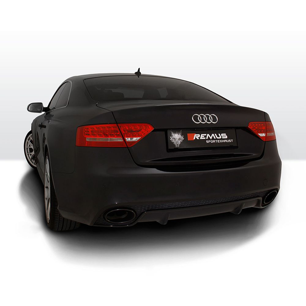 Remus Cat Back Exhaust - Audi RS5 4 2 V8 - CLP Tuning