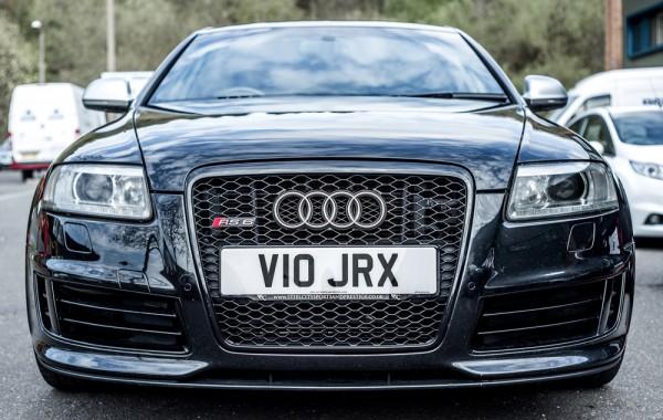 Audi RS6 5.0 V10