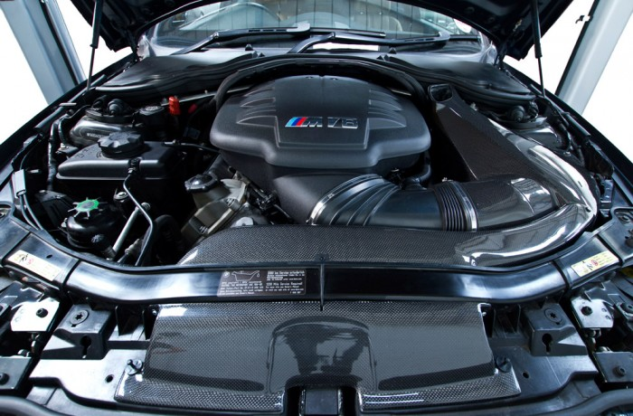 BMW E92 M3 4.0 V8