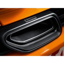 McLaren MP4 C12 \akrapovic