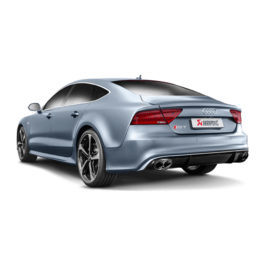 Akrapovic Evolution Line - Audi RS7 Sportback (C7)
