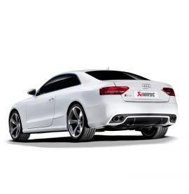 Audi RS5 8B Akrapovic Exhaust