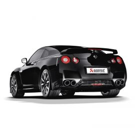 Akrapovic Evolution Exhaust System - Nissan GTR R35