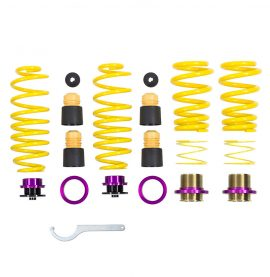 KW Height Adjustable Springs Audi A4