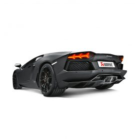 Akrapovic Slip-on - Lamborghini Aventador