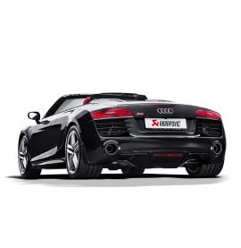 Audi R8 5.2 FSI Akrapovic Slip-on Exhaust