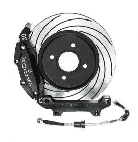 Fiesta ST 1.6T Tarox 300mm brake kit