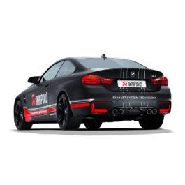 BMW M4 Akrapovic Evolution
