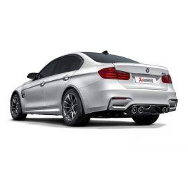 BMW M3 F80 Akrapovic