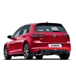 VW Golf VII Akrapovic Slip-on