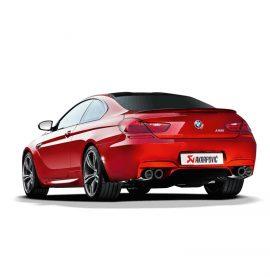BMW M6 F12,F13 Akrapovic