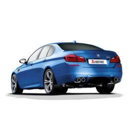 Akrapovic Evolution Exhaust - BMW M5 F10