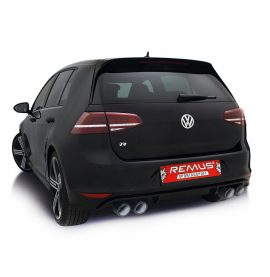 Remus Cat Back Exhaust - Volkswagen Golf MK7 R