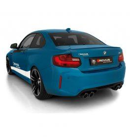 Remus Cat Back Exhaust - BMW M2