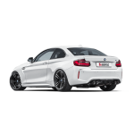 Akrapovic Evolution Exhaust - BMW M2
