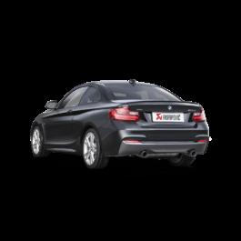 BMW M240i Akrapovic Evolution