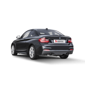BMW M240i Akrapovic Evolution