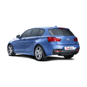 BMW M140i Akrapovic Evolution Line Stainless Steel Exhaust