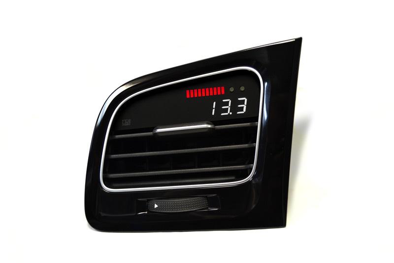 P3 Vent Gauge - Volkswagen Golf MK7 R
