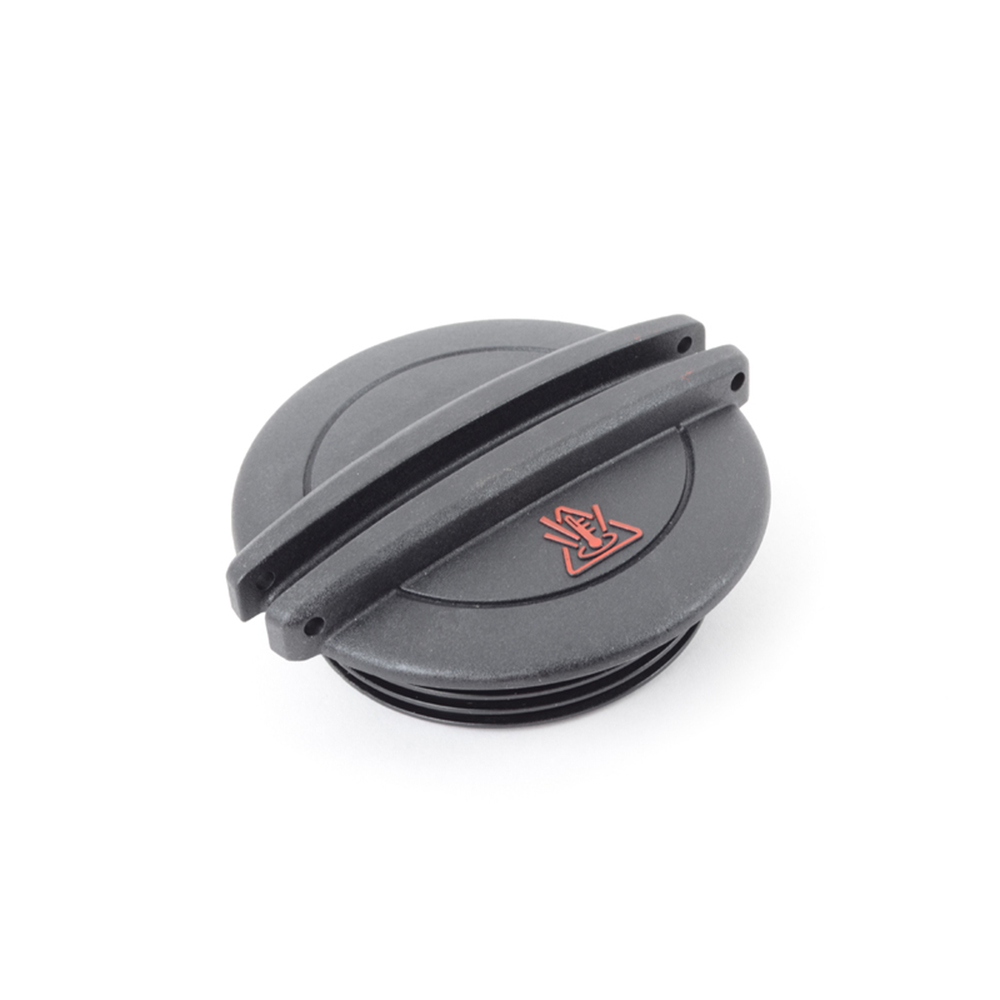 Black Coolant Cap - All VAG (96->)