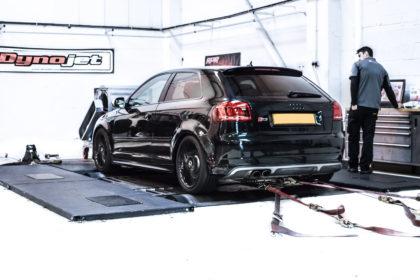 Audi S3 (8P) 2.0TFSI - APR Tuning