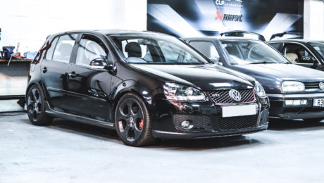 Staff Car - Volkswagen Golf MK5 GTI