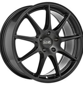 OZ Racing Omnia Matt Black Alloy Wheels