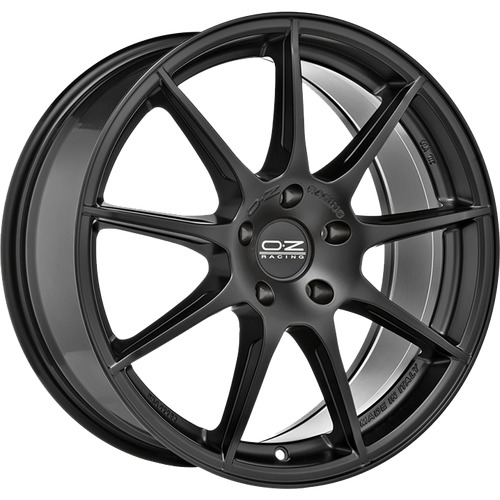 OZ Racing Omnia Matt Black Alloy Wheels