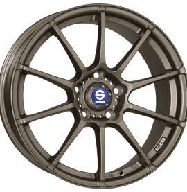 Sparco Assetto Gara Matt Bronze 18x8 5x112 ET48