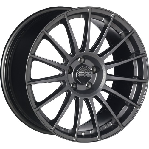 OZ Racing Superturismo LM Graphite Alloy Wheels