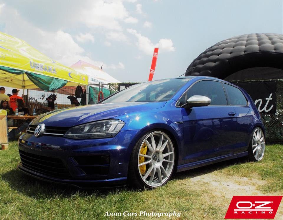 Oz Racing Ultraleggera Hlt Matt Race Silver Vw Golf Vii R 1x Clp