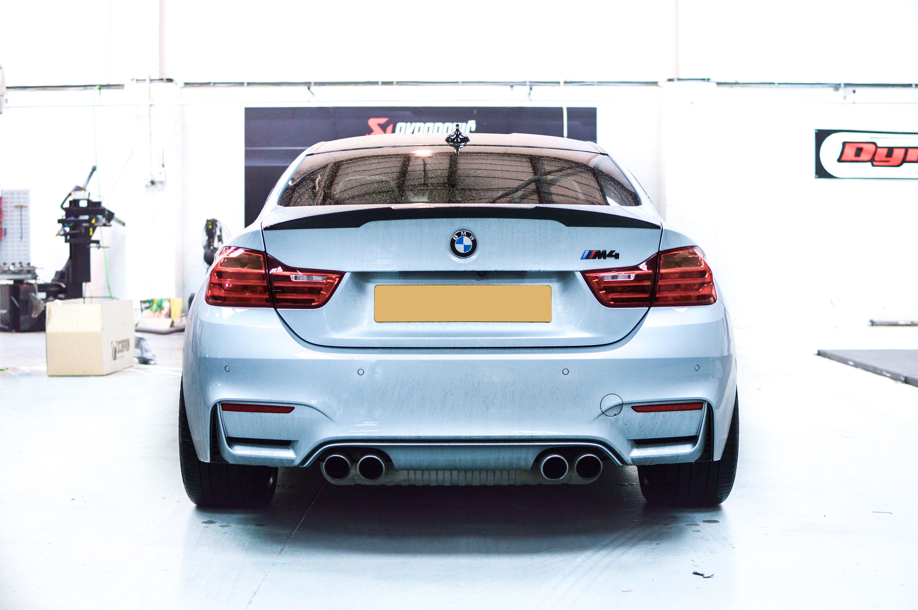 Eibach Spring And Spacer Package Bmw M3 F80 Clp Tuning