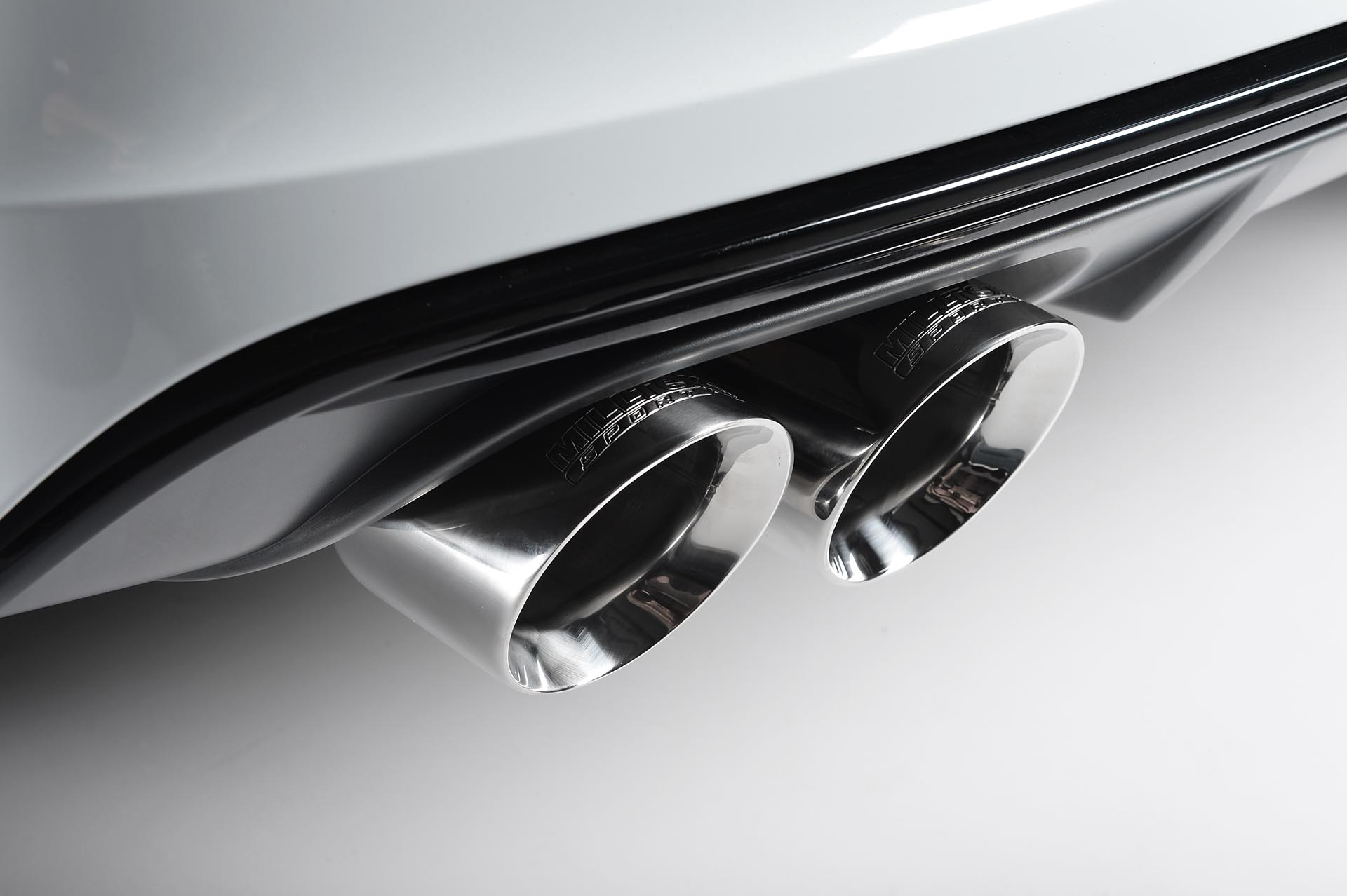 Milltek Cat Back Exhaust - Audi S3 (8V) 3 Door