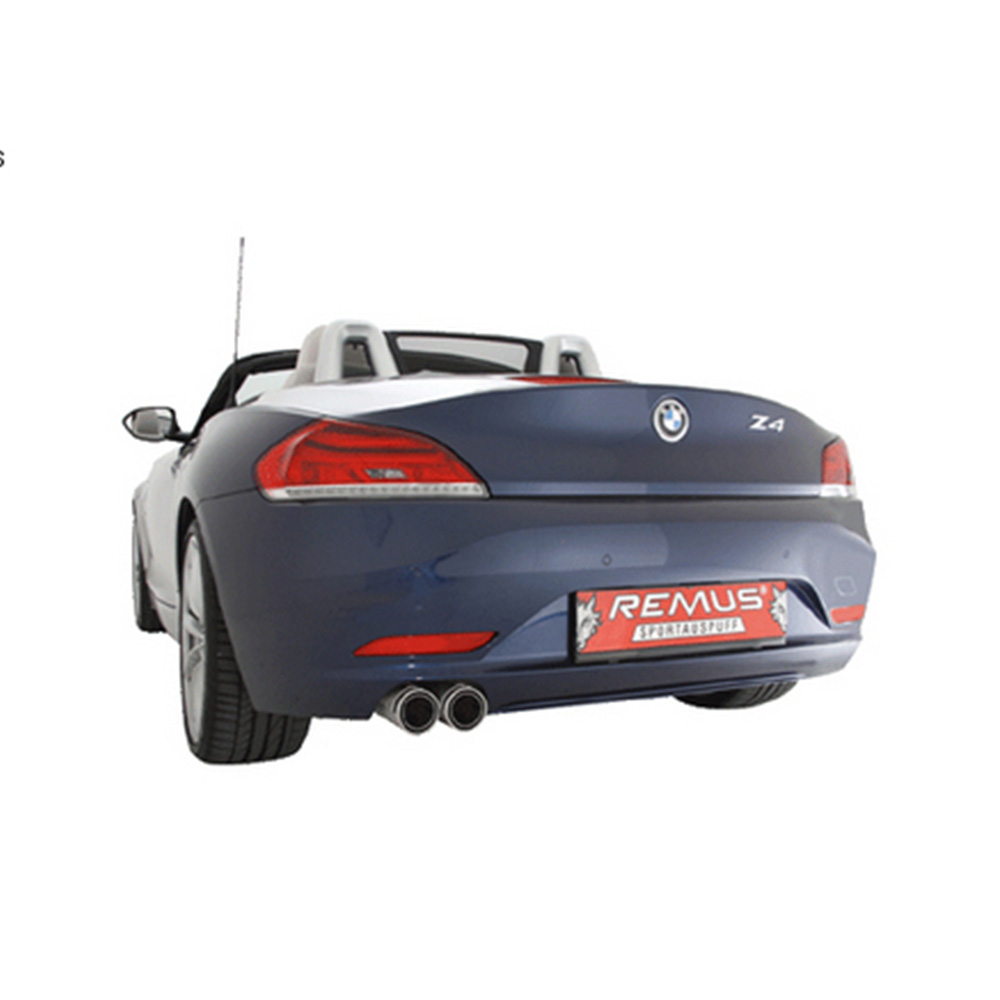 Remus Exhaust Bmw Z4 E89 23i 30i Clp Tuning