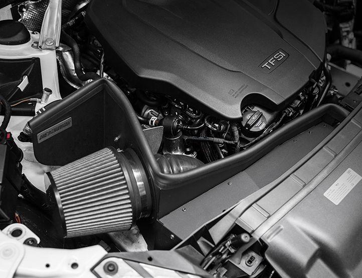 Integrated Engineering Intake - Audi A4/A5 B9 2.0TFSI - CLP Tuning on audi rs5 wallpaper, audi b9 platform, audi s5 b9, audi 2015 models, audi s5 mesh grille, audi rs4 b9, audi s4 b9, audi a5 b9,
