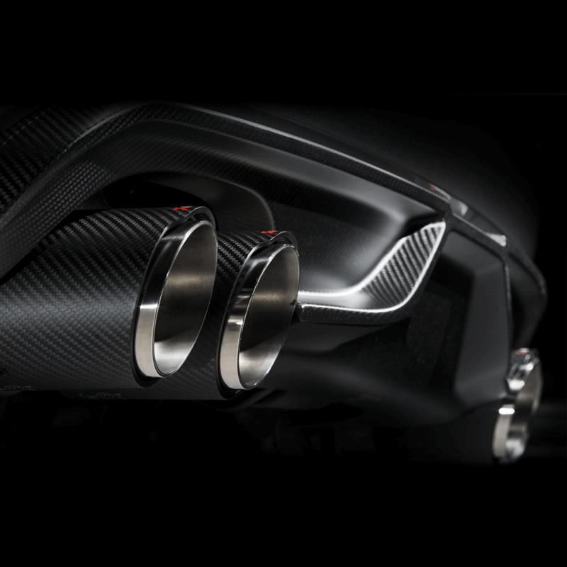 Akrapovic Evolution Exhaust - BMW X5 M (F85)