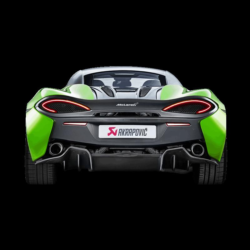 2019 Mclaren 570s 570gt: McLaren 540C/570S/570S Spider