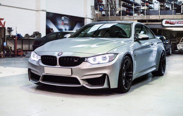 BMW M4 Eibach Pro Kit Package