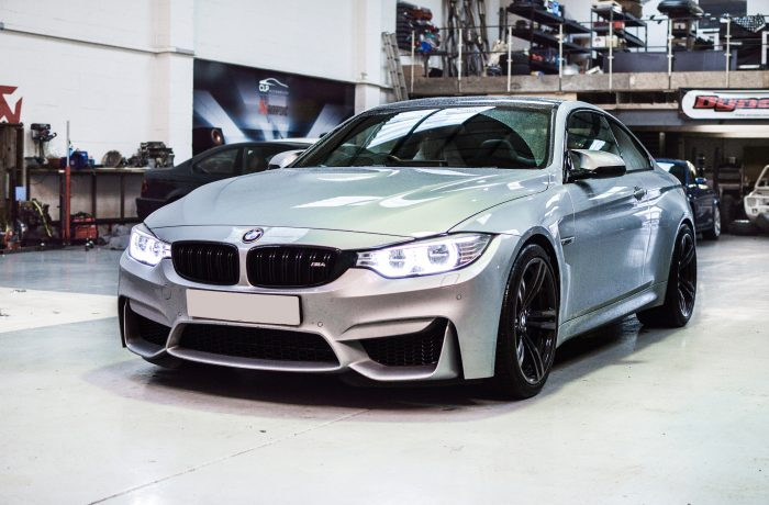 BMW M4 Eibach Pro Kit Package