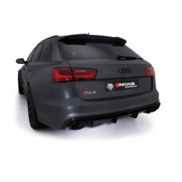 Remus Cat Back Exhaust - Audi RS6/RS7 (C7)