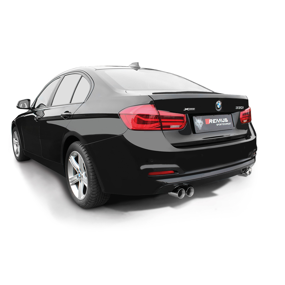 BMW 330i LCI (F30/F31)
