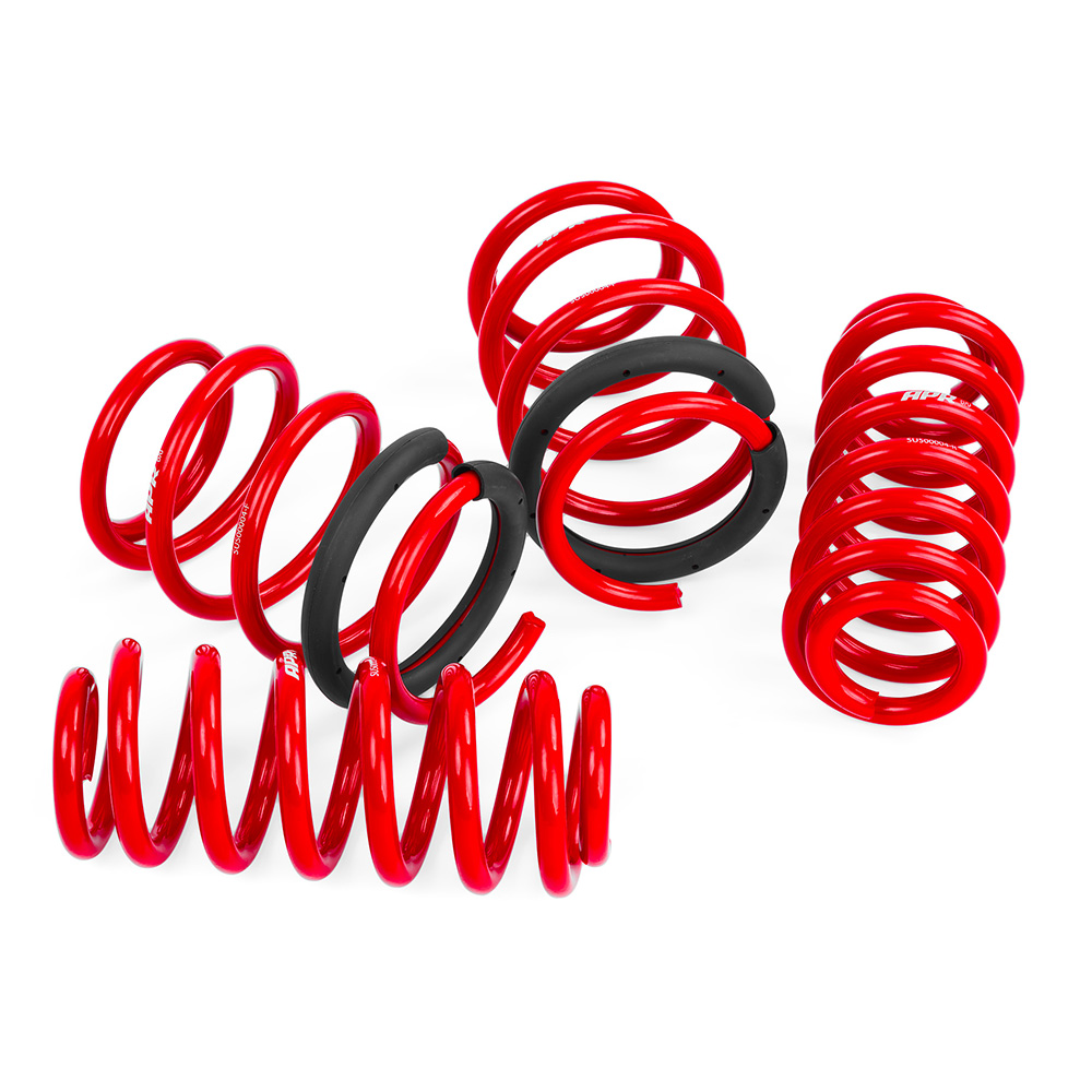 APR Roll Control 20mm Lowering Springs - Audi S3 (8V)