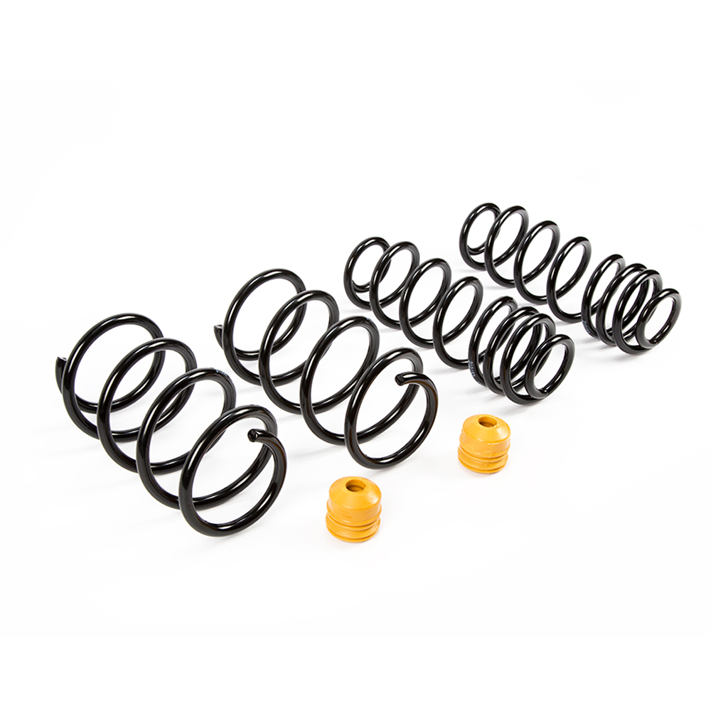 ST Suspensions Black Edition 30mm Lowering Springs - Volkswagen Golf MK7 GTI/GTD