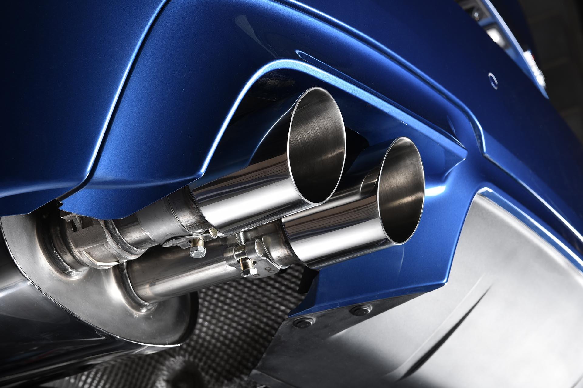 Milltek Cat Back Exhaust System - BMW M5 (F10)
