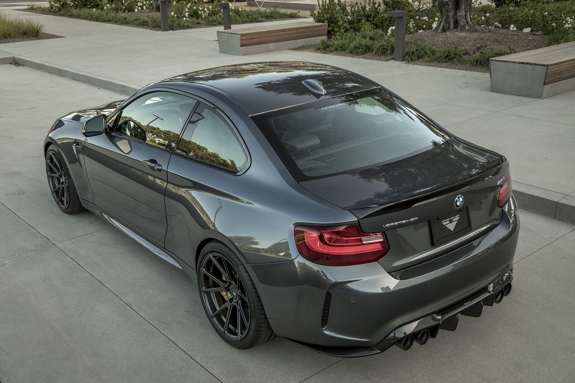 vorsteiner vrs aero boot spoiler bmw m2 f87 clp tuning. Black Bedroom Furniture Sets. Home Design Ideas